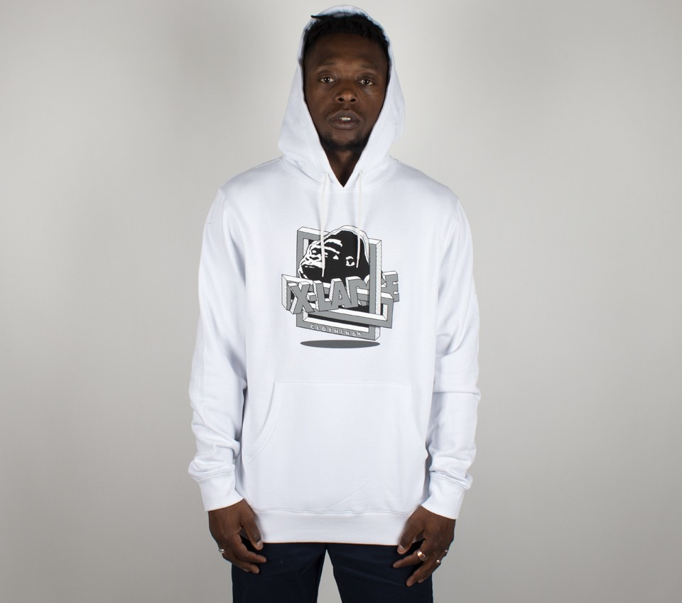 RIDDLE PULLOVER HOODIE
