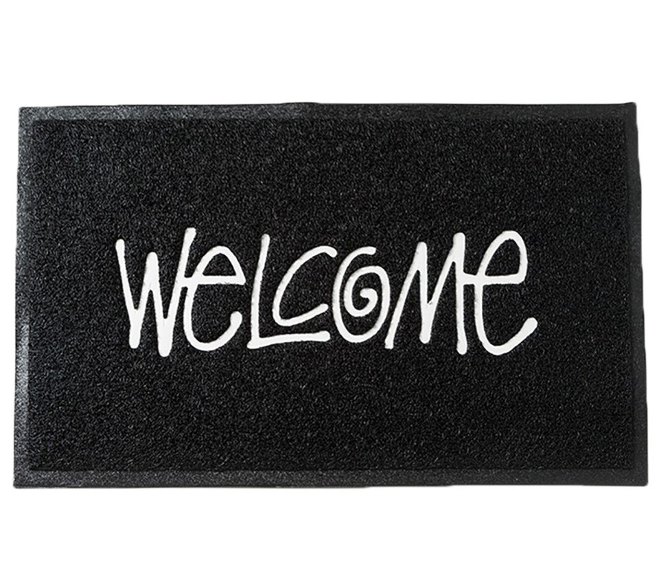 PVC WELCOME MAT