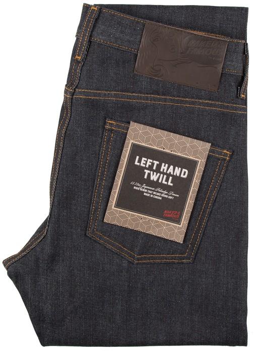 WEIRDGUY-LEFT HAND TWILL