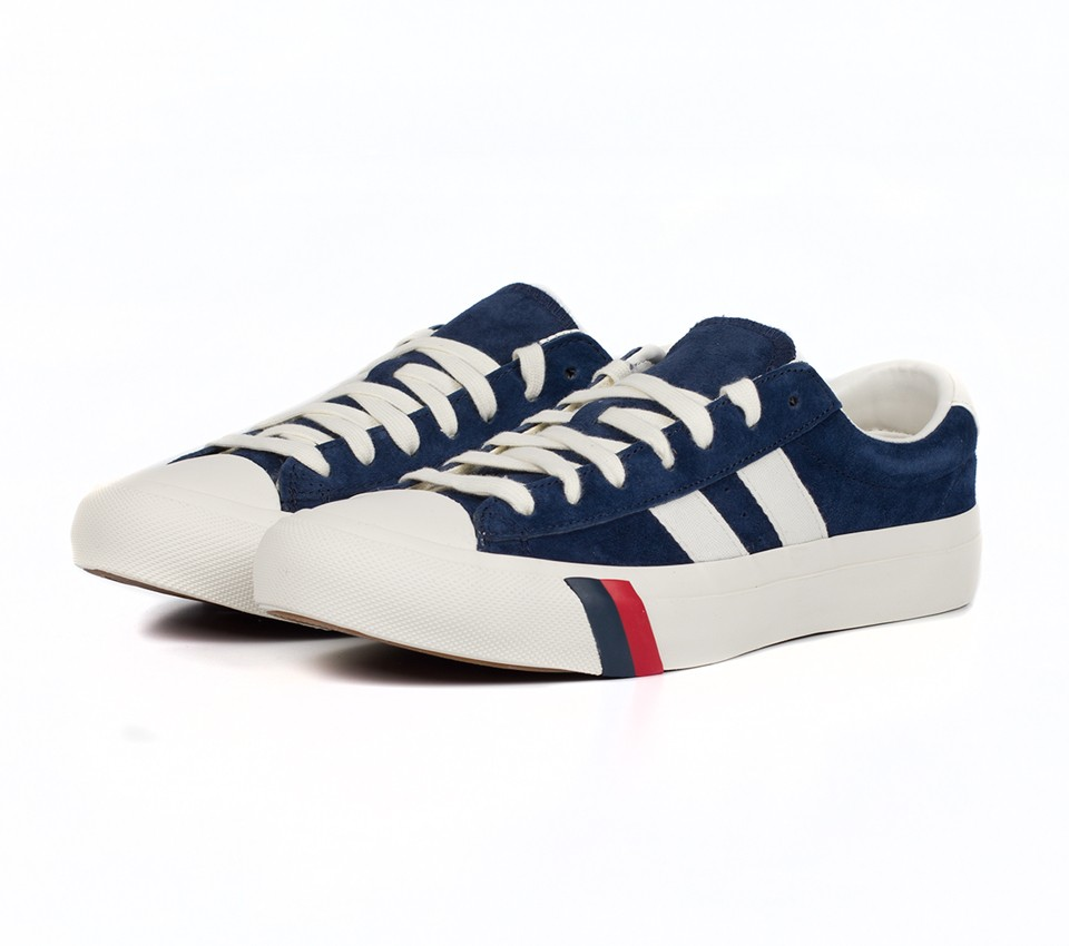 ROYAL PLUS SUEDE NAVY