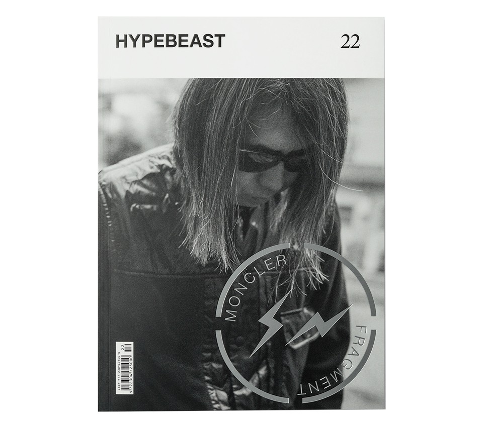 HYPEBEAST 22 : THE SINGULARITY ISSUE