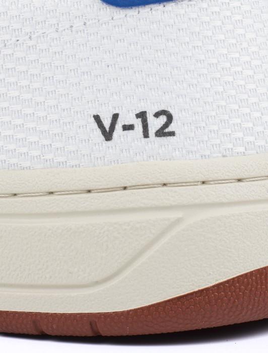V12 BASTILLE B MESH WHITE INDIGO RUST