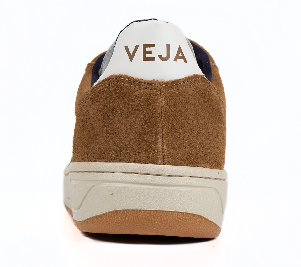 V10 SUEDE BROWN PIERRE