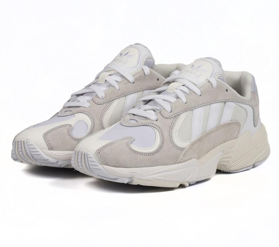 adidas yung 1 femme beige