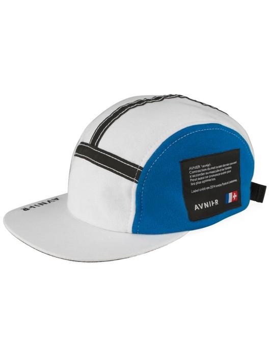 UNSTRUCTURED 5 PANELS CAP