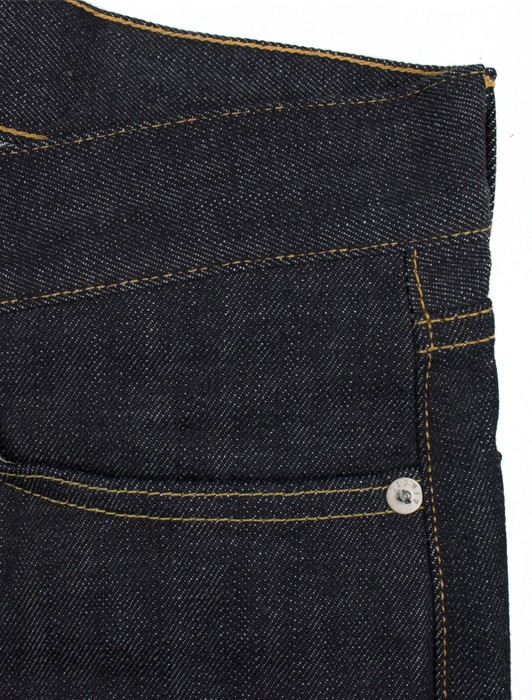 ED-75 RED LISTED SELVAGE DENIM