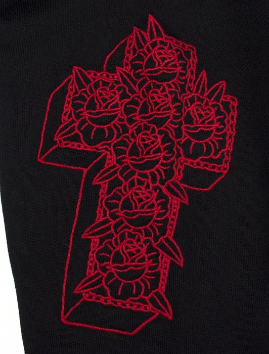 CROWN AND CROSS SWEAT