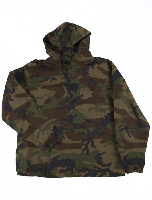 RIPSTOP PULLOVER