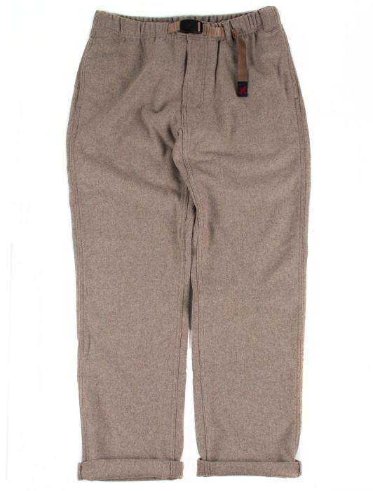 WOOL BLEND NN PANT JUST CUT