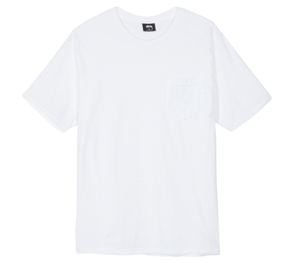 CAR PLUNGE POCKET TEE