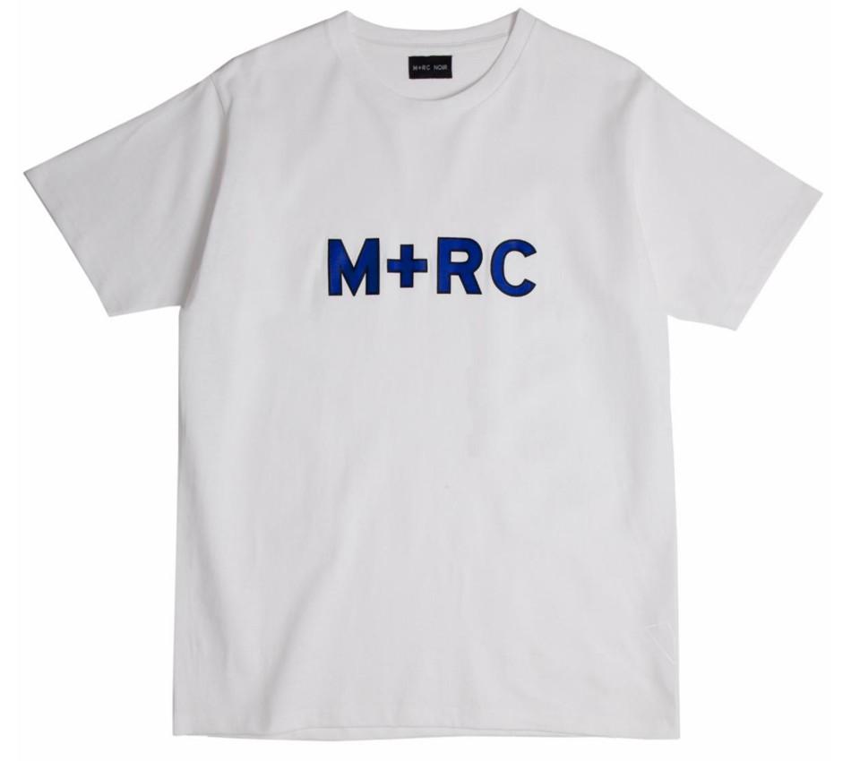 M+RC TEE SHIRT OUTLINE