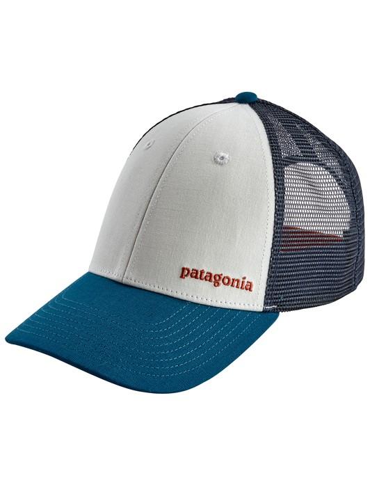 SMALL TEXT LOGO LOPRO TRUCKER HAT