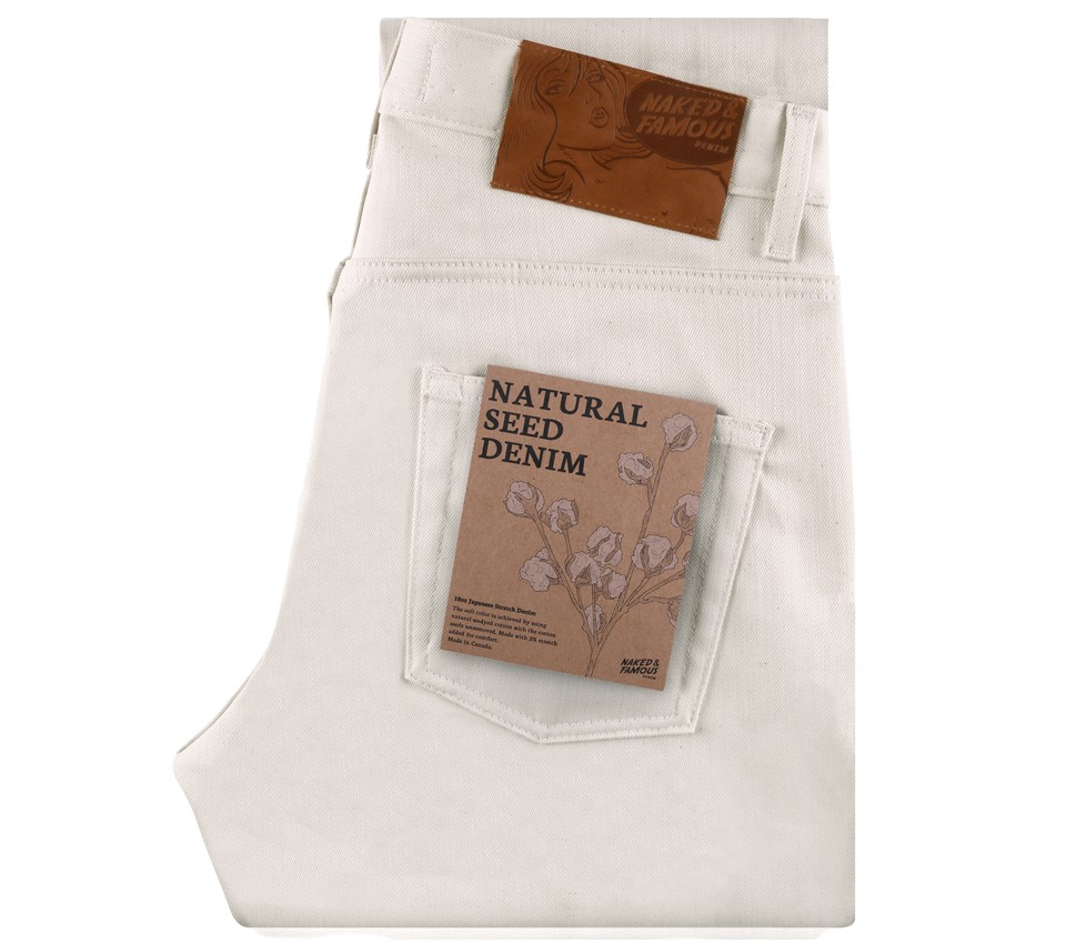 EASY GUY NATURAL SEED DENIM