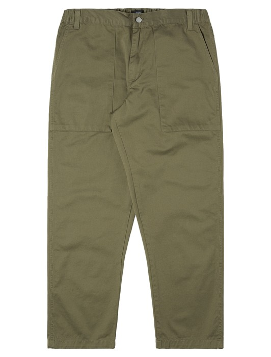 LABOUR PANT COMPACT TWILL
