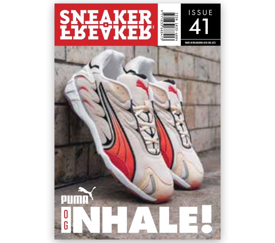 SNEAKER FREAKER MAGAZINE 41