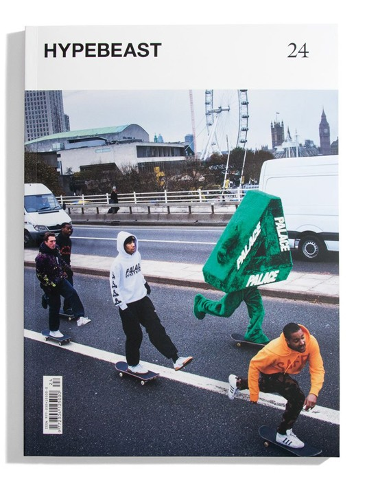 HYPEBEAST 24 : THE AGENCY ISSUE