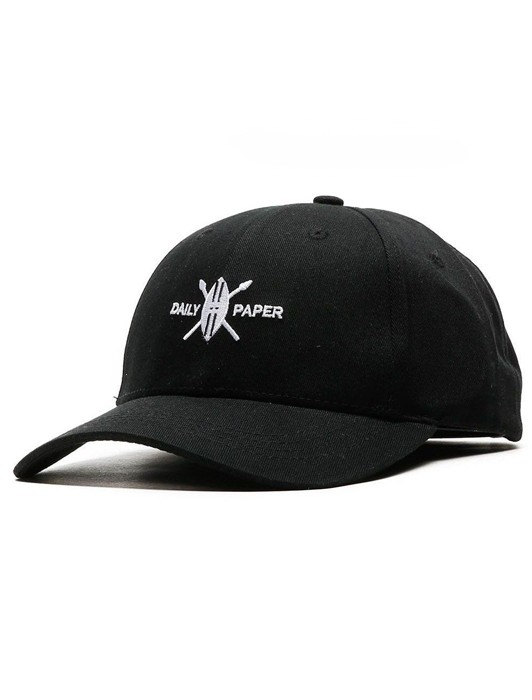 BLACK SHIELD LOGO CAP