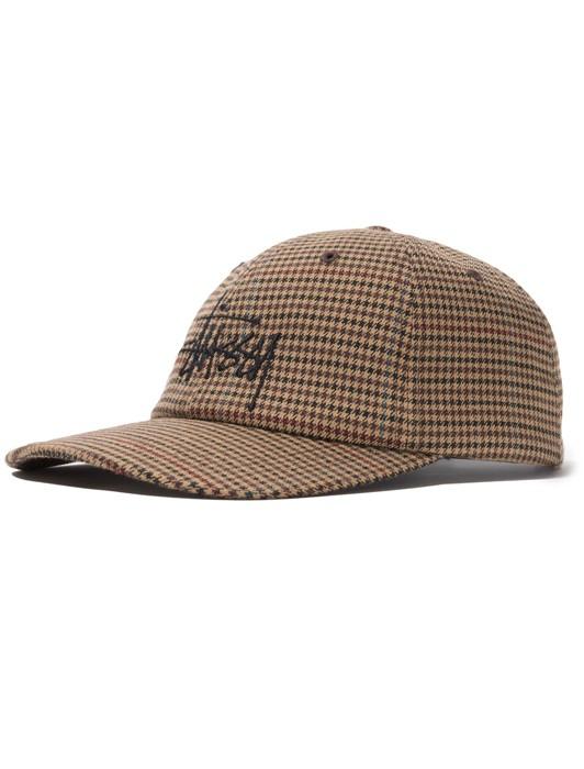 BIG LOGO CHECK LOW PRO CAP