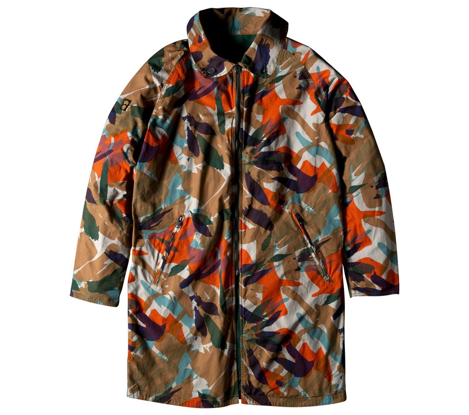 MURRAY LONG REVERSIBLE PARKA