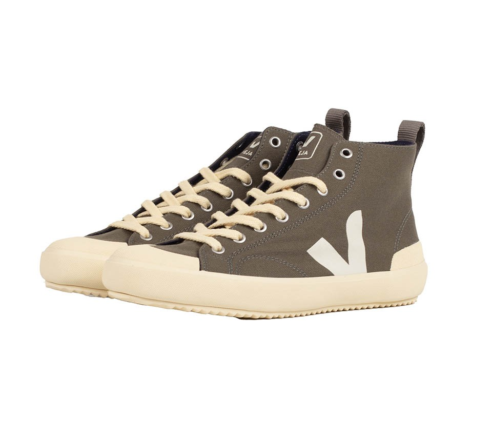 NOVA HT CANVAS KAKI BUTTER SOLE