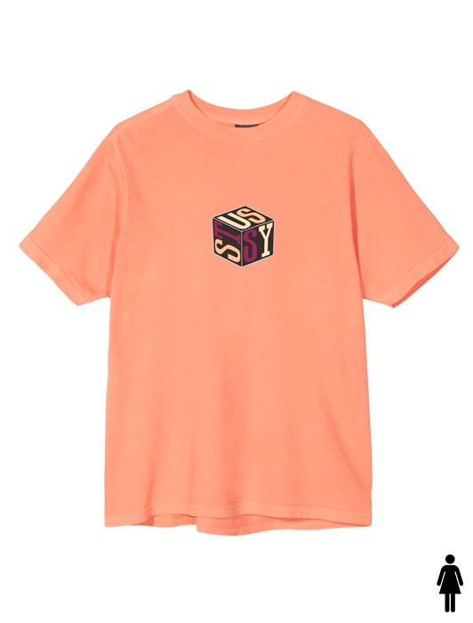 CUBE PIG DYED TEE
