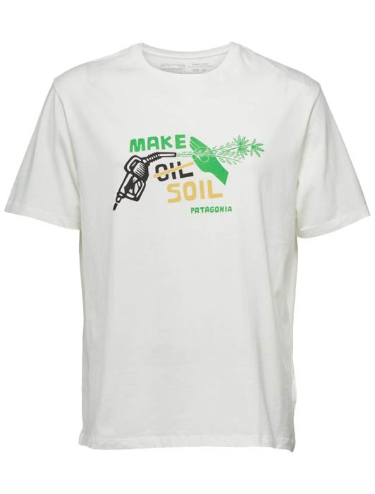 M'S MAKE SOIL ORGANIC T-SHIRT