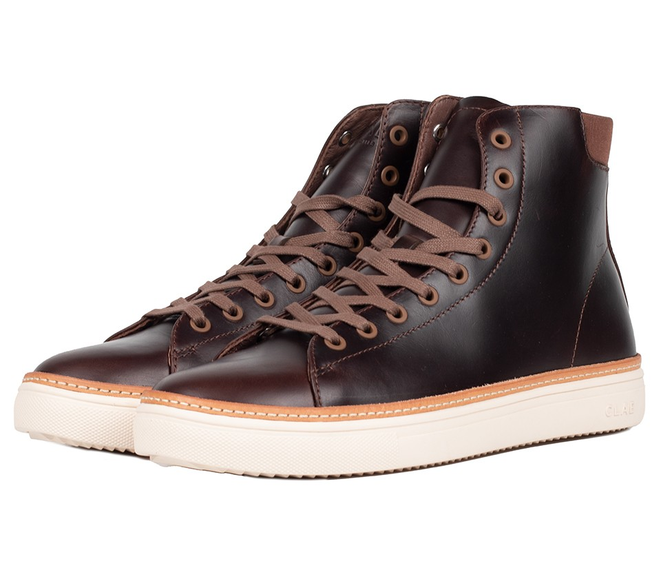 BRADLEY HIGH WELT WALRUS LEATHER