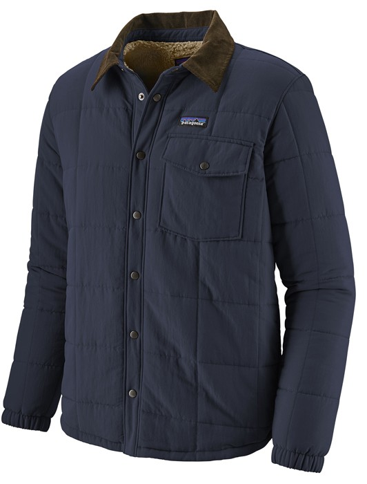 M'S ISTHMUS QUILTED SHIRT JKT
