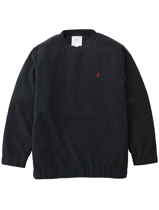 FLEECE CREWNECK SHIRT