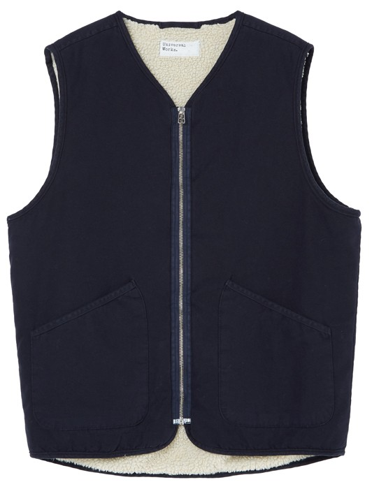MILITARY LINER GILET