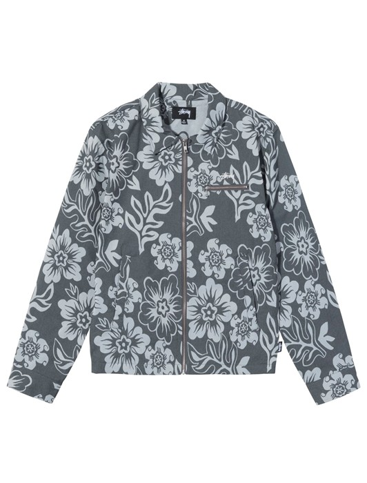 HAWAIIAN ZIP JACKET